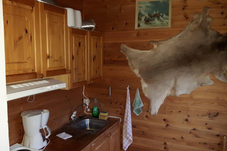 Haus Sameti - Küche