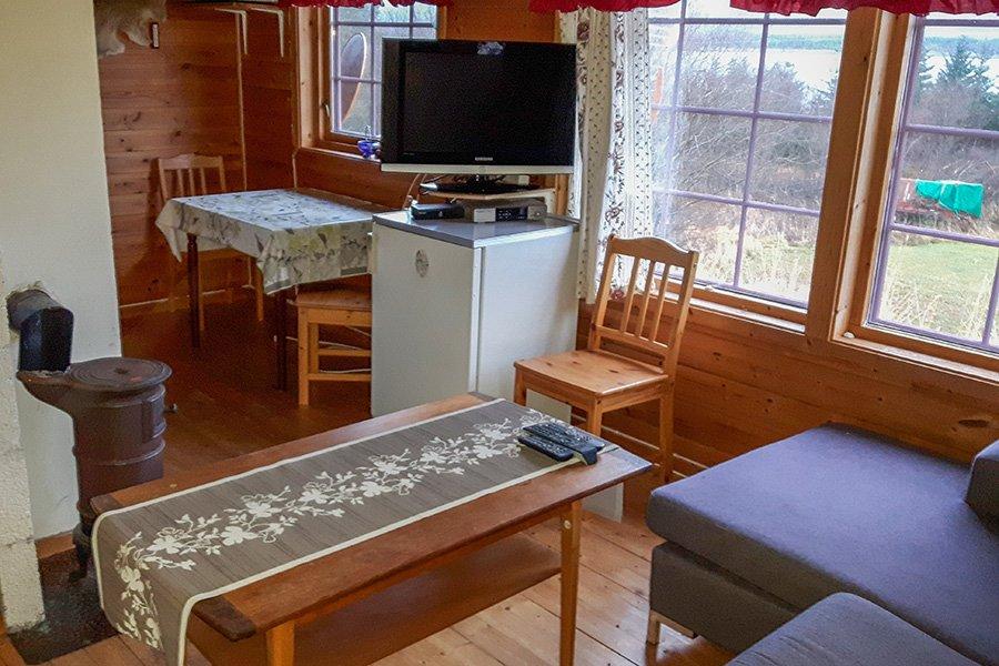 Haus Sameti - Wohnzimmer