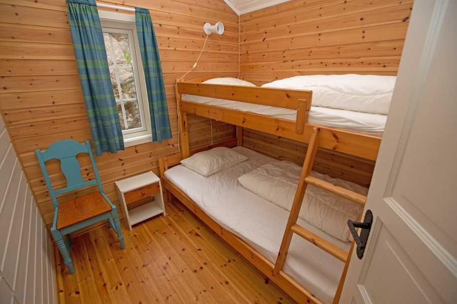 Schlafzimmer mit Familienbett