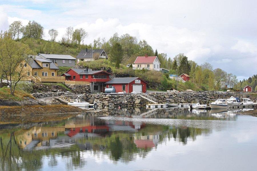 Ferienhaus Velfjord