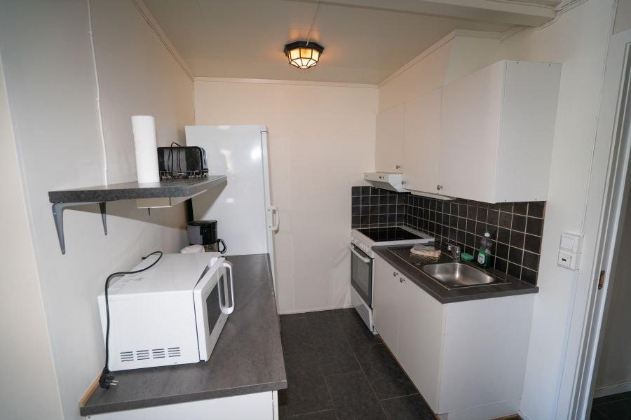 Küche Godøy.