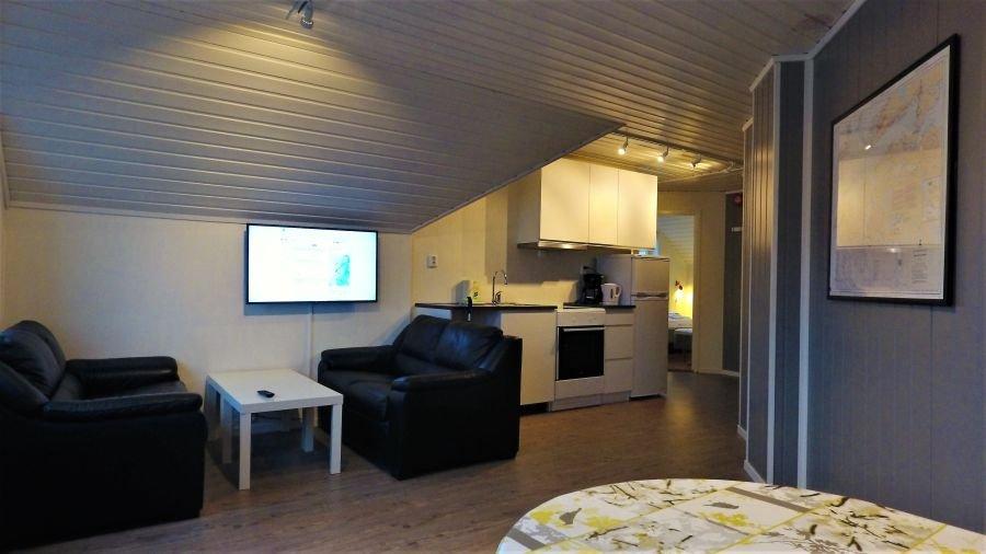 Apartment Storholmen für 4 Personen.