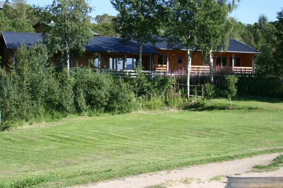 Die Doppelhaushälften - ideal, bei Belegung mit 2 Personen.