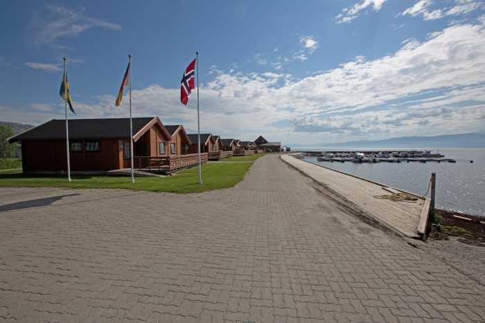 Willkommen in der einzigen 5-Sterne-Anlage Nordnorwegens!