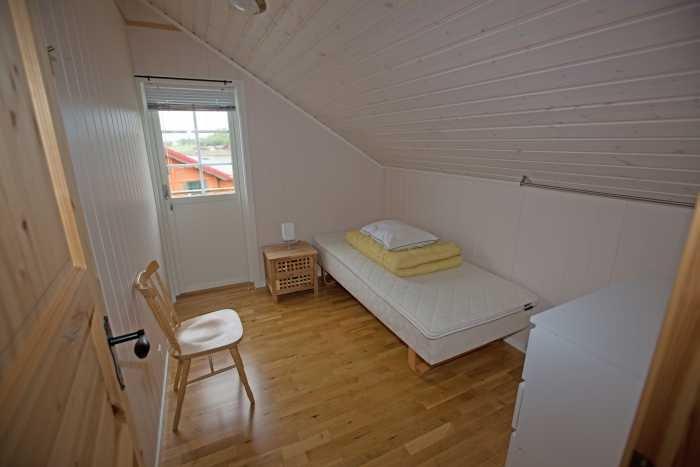 Schlafzimmer Bungalow.