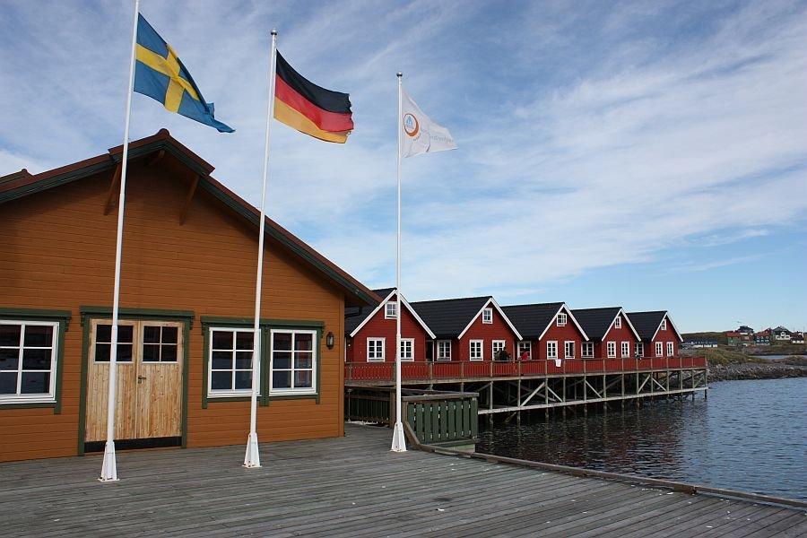 Mehamn Havfiske - Das Tor zu Heilbutt und Großdorsch