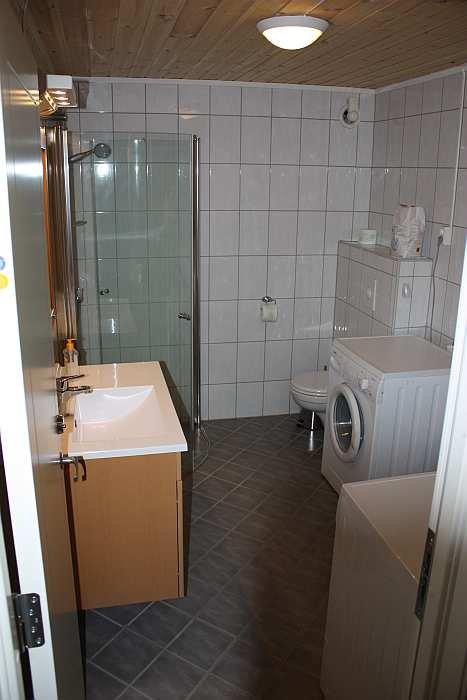 Bad und WC.