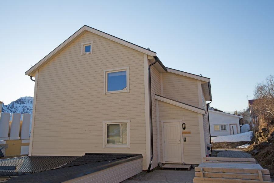 In diesem Haus befinden sich die zwei 6-Personen-Apartments Kroa 1 und 2.