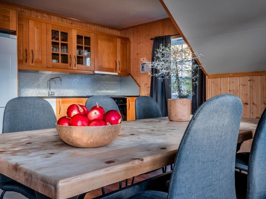 Küche Apartment.
