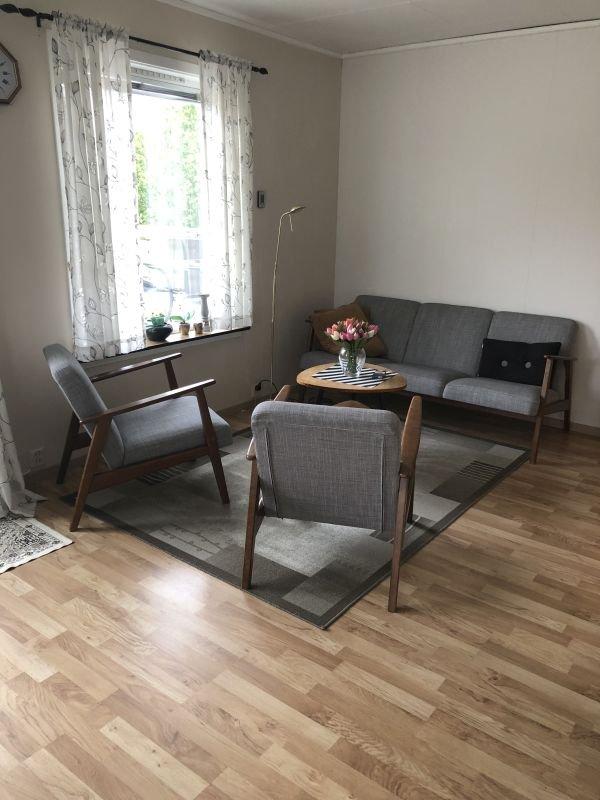 Sitzecke Wohnzimmer.