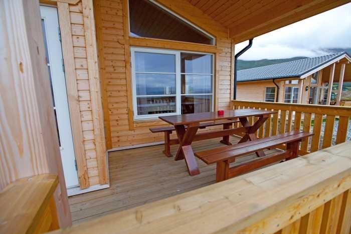 Alle Ferienhäuser mit schöner Terrasse.