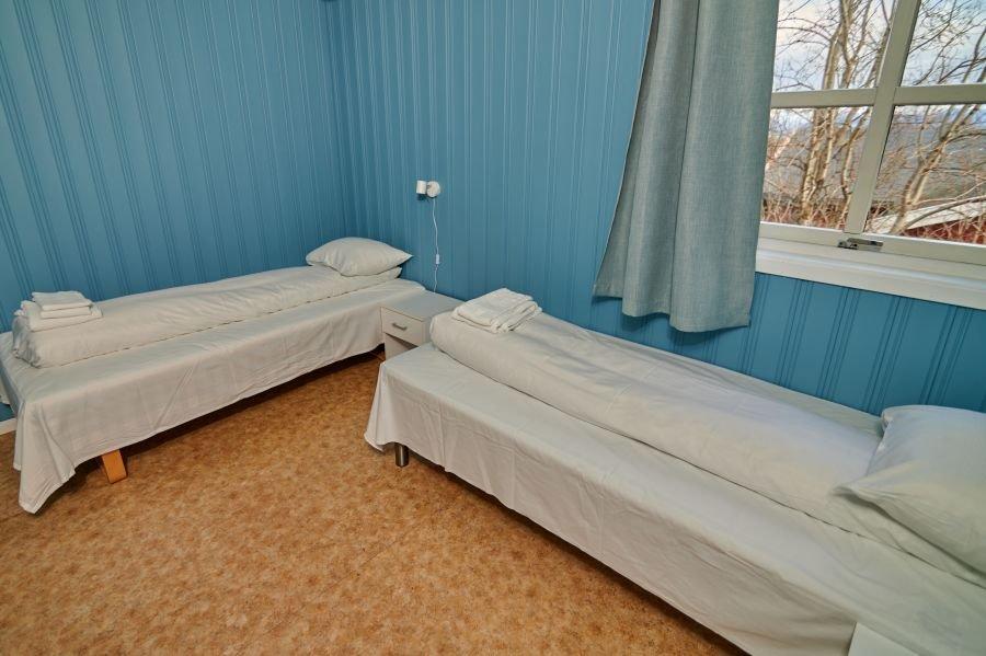 Schlafzimmer 2 Ferienhaus.