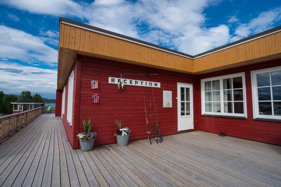 Hier werden Sie von Ekatarina Trunova empfangen. Die Besitzerin spricht Englisch, Norwegisch und Russisch.