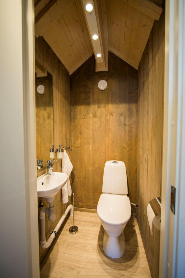 Gäste-WC. Foto: jennyhoff.no