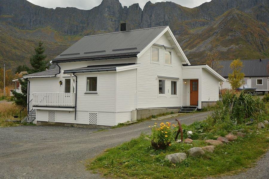 Ferienhaus Kristinestua.