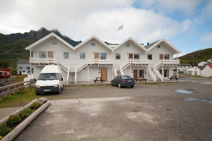 Die Apartments Typ 2 (für 4 Personen).