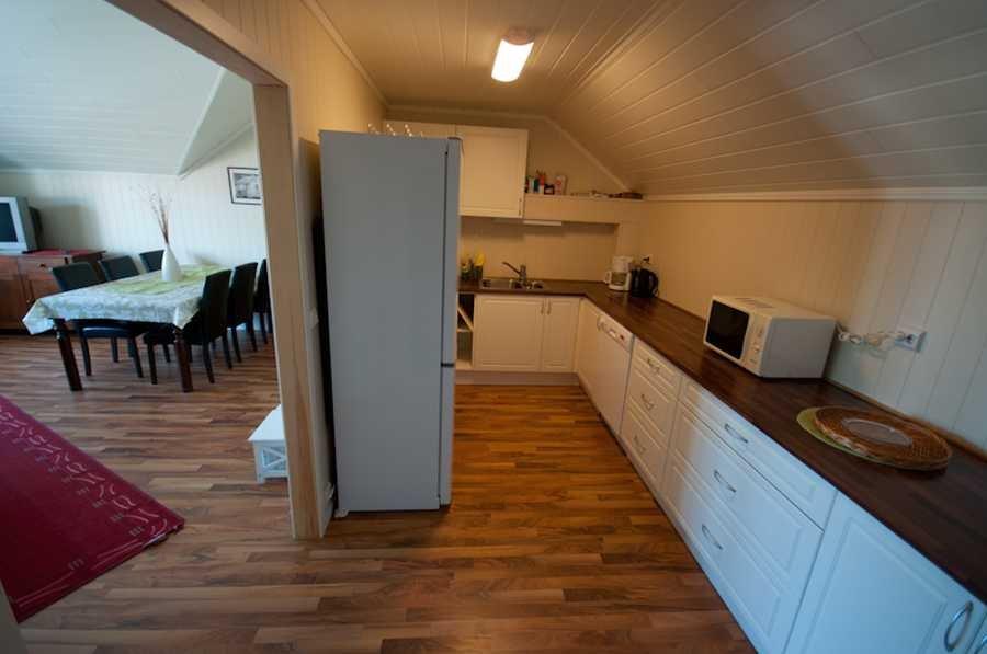 Küche Torleifstua.