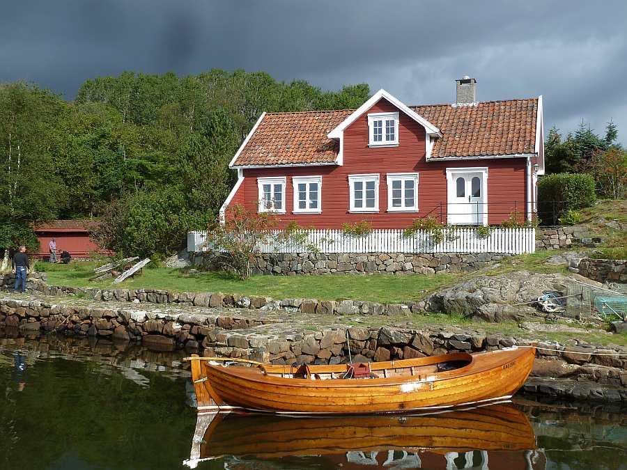 Ferienhaus >Fjeldet< - dieses Ferienhaus ist zweifelsfrei ein Norwegischer Traum
