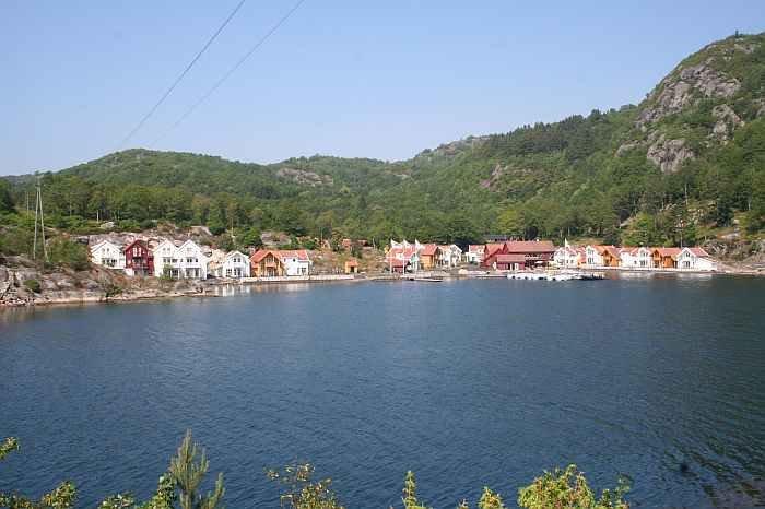 Von Natur umgeben: Das Farsund Resort