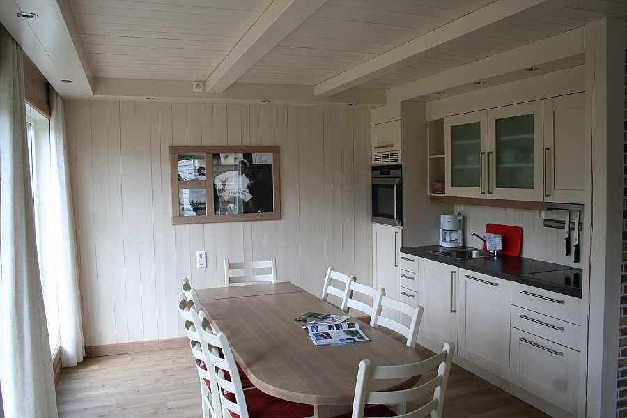 Küche eines Ferienhauses Typ FJORD