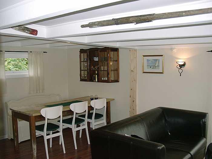 Ferienhaus Kletten bietet Platz für bis zu 6 Personen