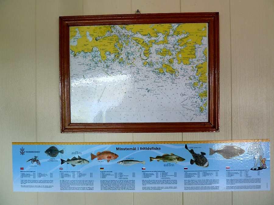 Darum dreht sich alles bei Haus Rømy: Fische + Angeln!!