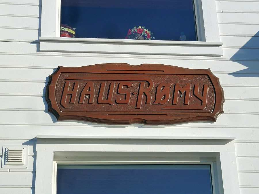 Willlkommen im Ferienhaus  Rømy