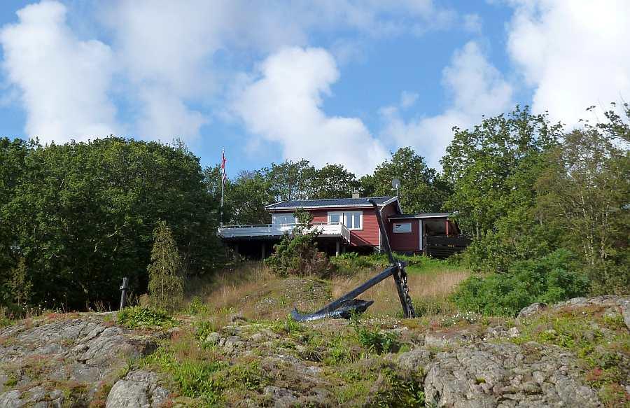 Ferienhaus Skougaard - durch die ruhige Lage auch perfekt für  die ganze Familie geeignet
