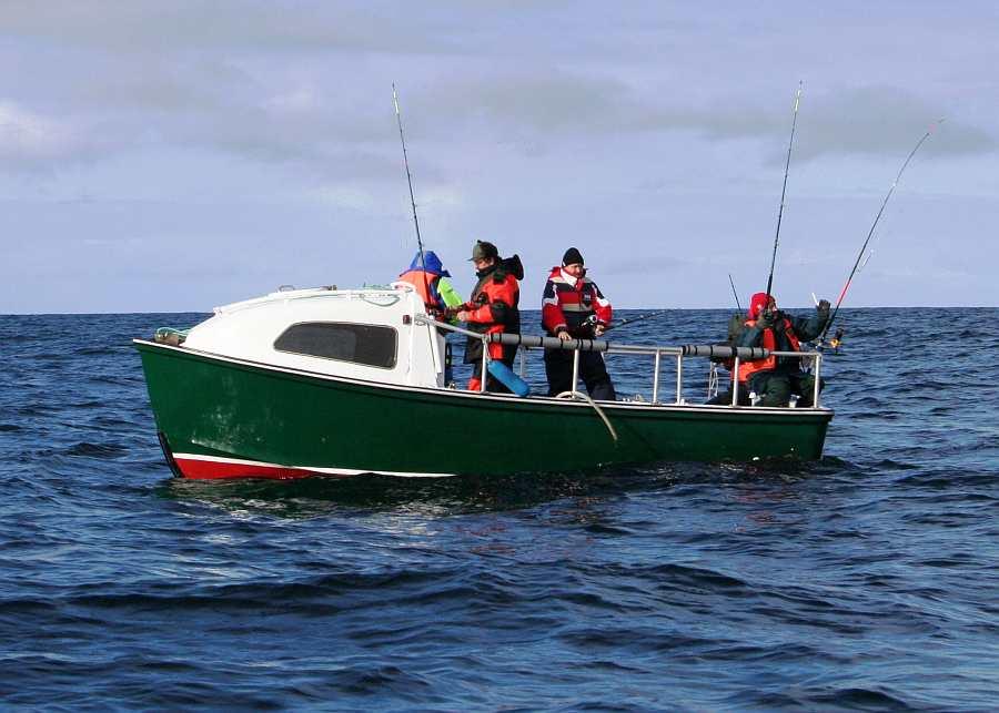 Dieselboot >Stitch< ist sehr beliebt bei unseren Gästen