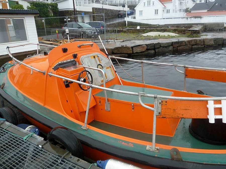 Das zweite buchbare Dieselboot:  21 Fuß/30 PS, e-Starter, Steuerstand, Schlupfkabine, Echolot und Rutenhalter