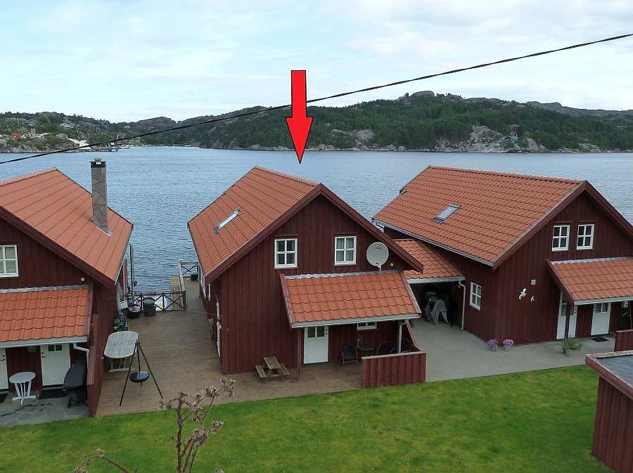 Seehaus Remme bietet Platz für bis zu 6 Erwachsene + 1 Baby
