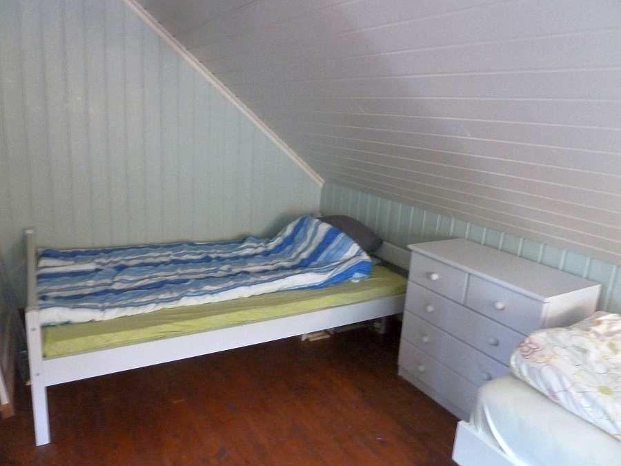 Das 3. Einzelbett in diesem Schlafzimmer