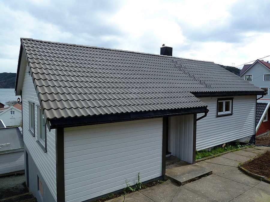 Ferienhaus Fredheim bietet Platz für bis zu 9 Personen