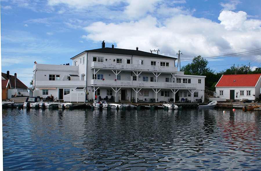 Avik Brygge bietet drei unterschiedliche Typen Ferienwohnungen