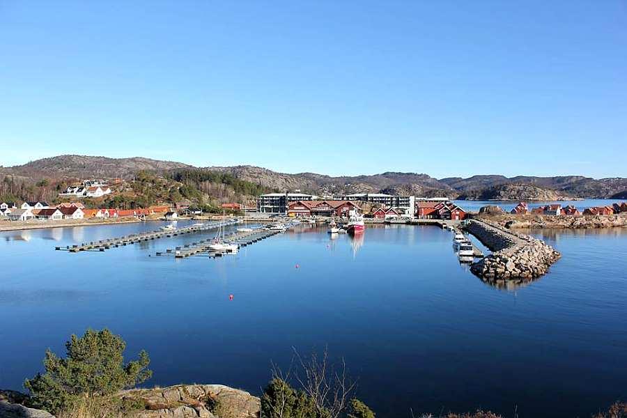 Vom Bootshafen Båly aus hat man den perfekten Ausgangspunkt zum Fischen rund um das Kap Lindesnes