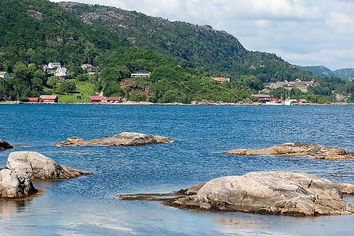 Die schönen Gesichter der südnorwegischen Küste
