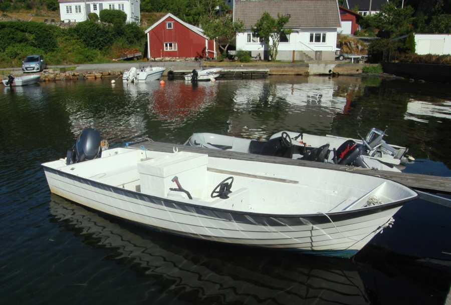 Ihr Extra-Boot: Angelboot Hansvik 18 Fuß / 40 PS, 4-Takter, E-Starter, Steuerstand, Echolot, Rutenhalter