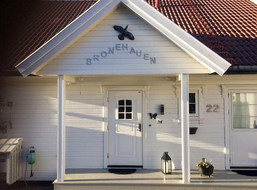 Willkommen in der Ferienwohnung >Bronehauen< !!
