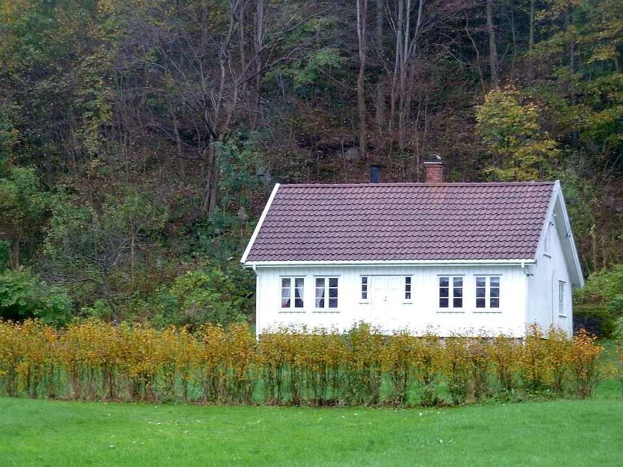 Ferienhaus Epledal bietet Platz für bis zu 8 Personen