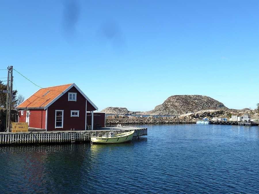 Fiskehytter Holmen - Alle Angler werden dieses Ferienhaus lieben!