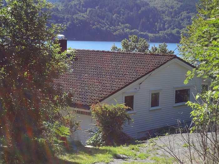 Haus Fjordbø - direkte Lage am Rosfjord
