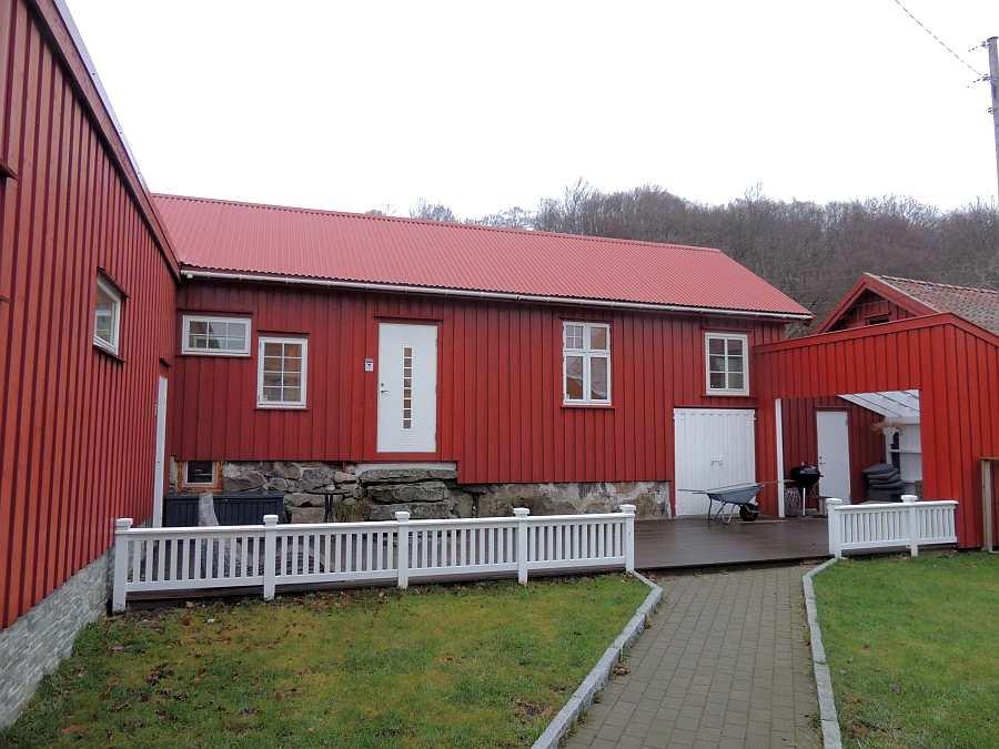 Ferienhaus Gåre - viel Platz für bis zu 6 Personen