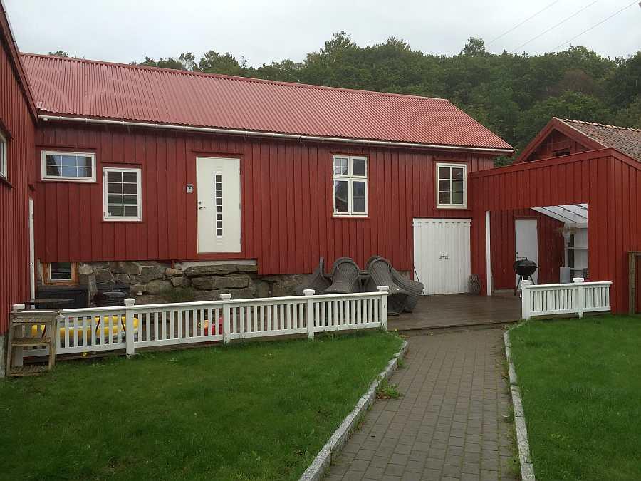 Ferienhaus Gåre heißt Sie Willkommen!