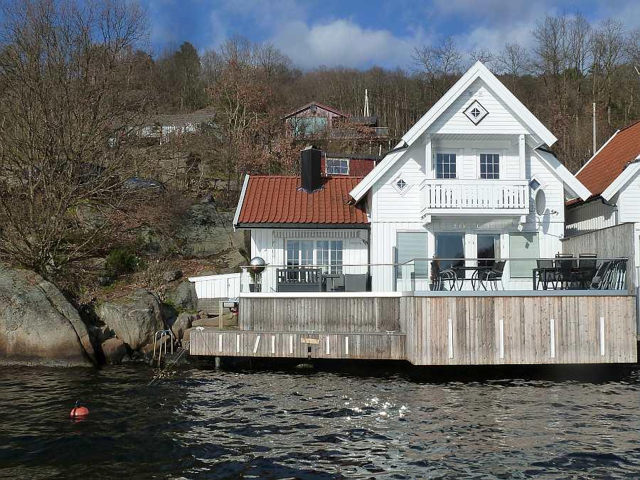 Das Ferienhaus Ladberget bietet ausreichend Platz für bis zu 6 Personen