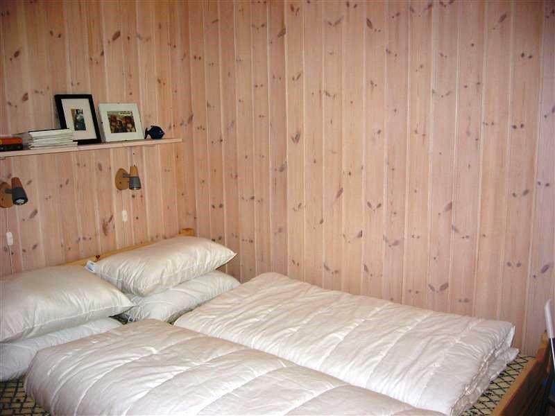 Typ 1 - Beispielbild - Schlafzimmer mit Doppelbett