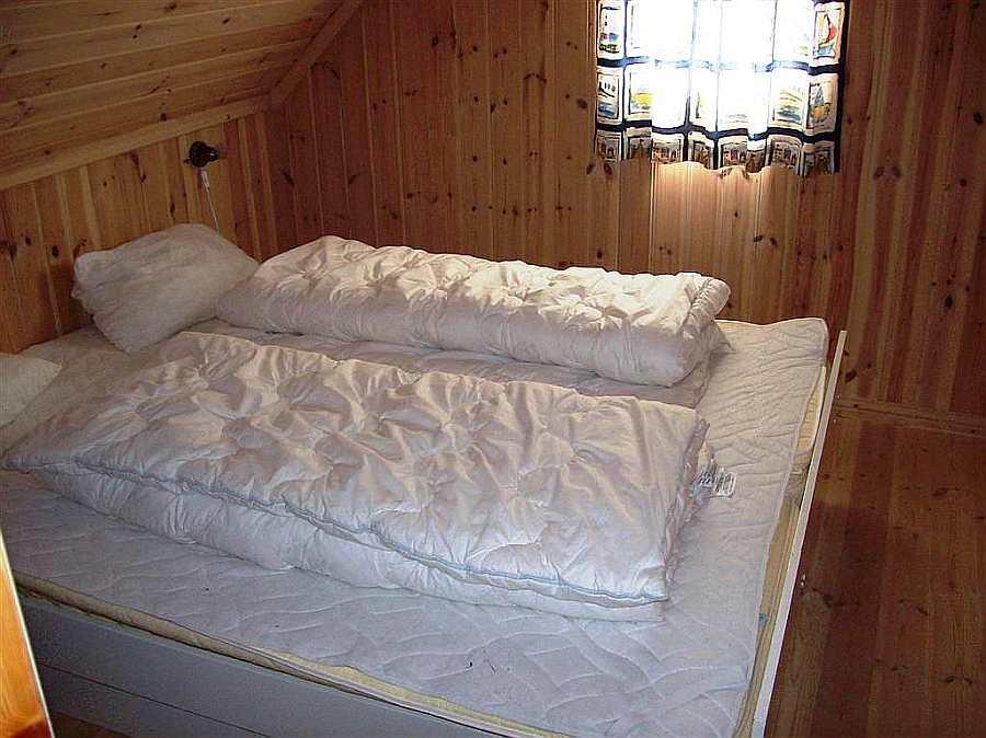 Typ 2 - Schlafzimmer mit Doppelbett