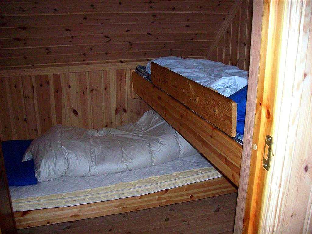 Typ 2 - Schlafzimmer mit Etagenbett