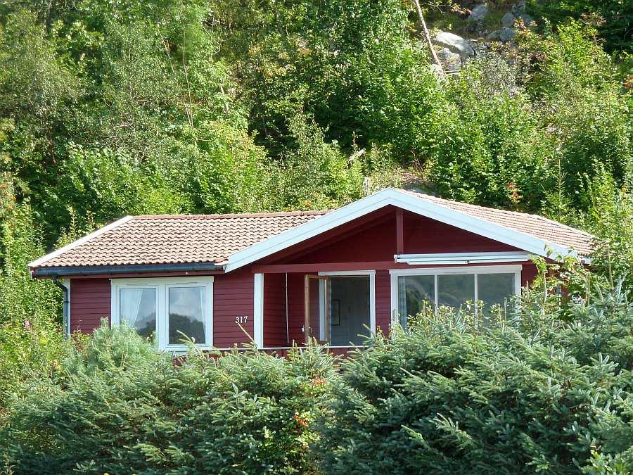Ferienhaus Lindal - solide Ausstattung und Komfort für bis zu 6 Personen zu einem attraktiven Preis