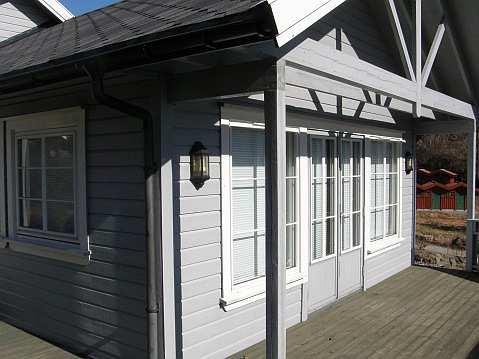 Haus Lussevika bietet Platz für bis zu 6 Personen