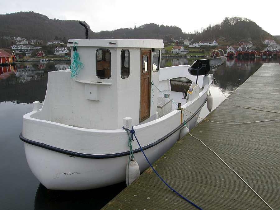 Auf diesem Boot haben bis zu 6 Angler Platz